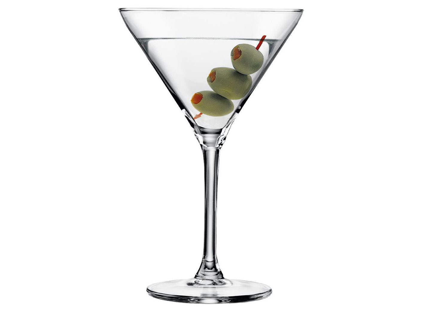Kieliszki do martini