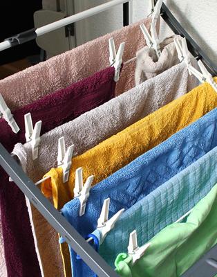Suszarki na pranie