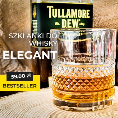 Szklanki do whisky Bohemia